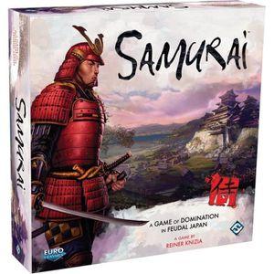 ACCESSOIRE MULTI-JEUX Fantasy Flight Games Samurai Board Game By UHEB1