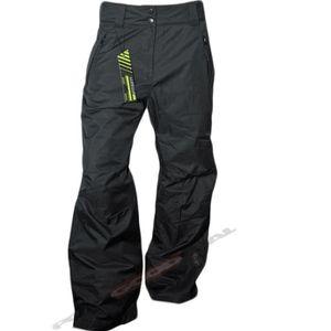 PANTALON DE SKI - SNOW Pantalon de ski enfant WATTS Kitt noir