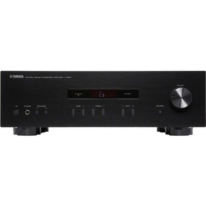 YAMAHA A-S201 Amplificateur Hi-Fi - Noir