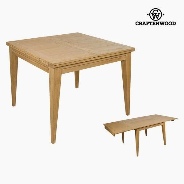 100 CmBy 78 Extensible Bois Mindi100 X Craftenwood Table m8n0wOvN
