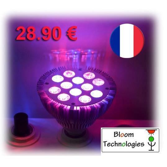 Phyto Horticole 36 Croissance Led Culture Watts Lampe Ampoule LUGjpqzVMS
