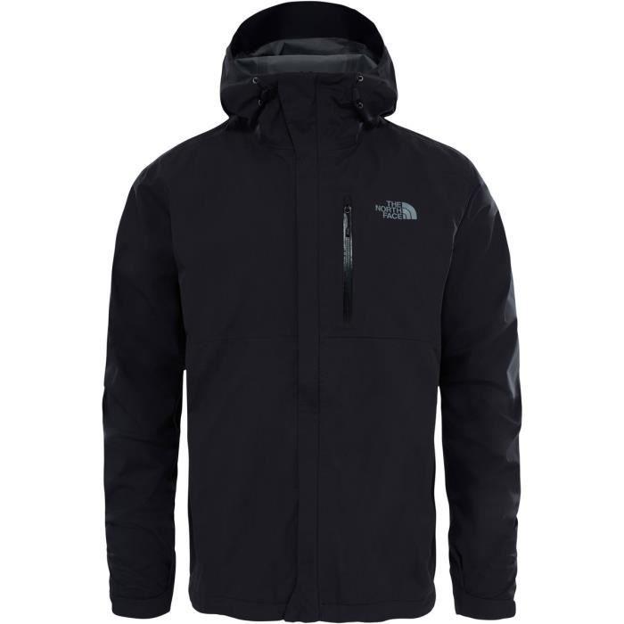The North Face Veste Dryzzle Homme TNF Black Noir Noir - Achat ... 08c3685a59f4