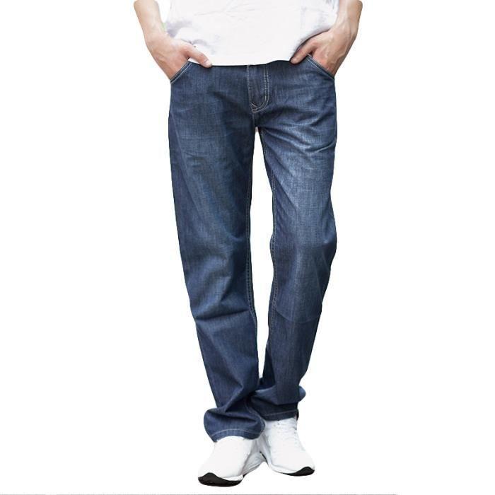Homme Pantalons Luxe Pas Droit Marque En Cher Jean Avec RCCdAOwxqa