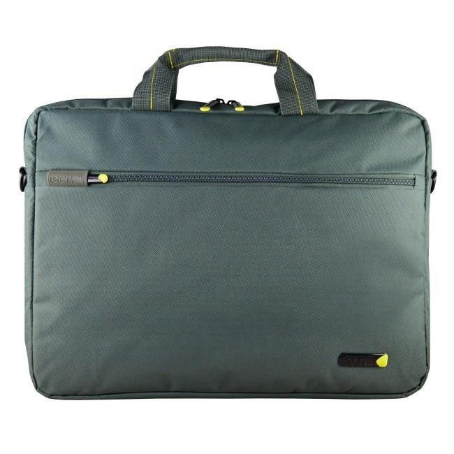 TECHAIR Sacoche pour ordinateur portable Souple 11.6   Protection Mousse  Grise 4fd3e3951e2c
