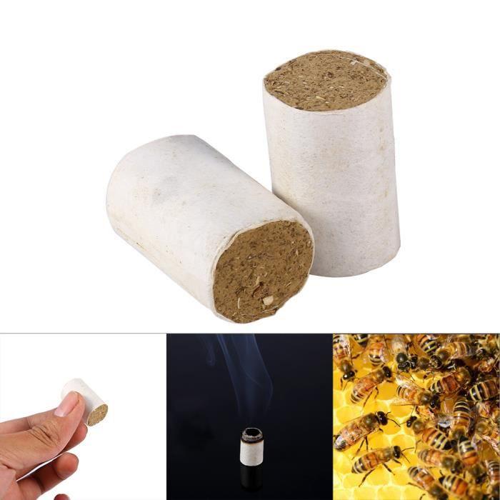 CORPS DE RUCHE 54 pcs Fumée de ruches d'abeilles Outil Apiculteur