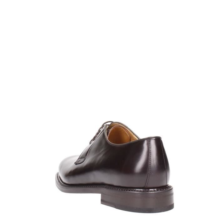 Berwick 1707 Lace Shoes Homme Brown Brown