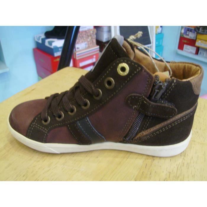 Chaussures enfants. Baskets garçons PANTOFOLA DI ORO P30