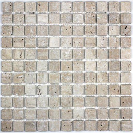 Mosaique pierre sol et mur douche et salle de bain salvador 25 ...