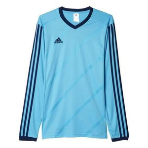 ADIDAS TABE 14 T-shirt manches longues homme - Bleu turquoise