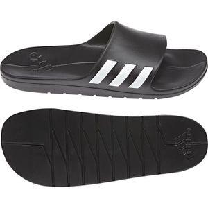 best sneakers 67daf 9c57d BALLON DE WATER-POLO Sandales adidas Aqualette - noirblancnoir - 47