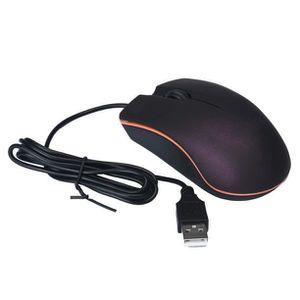 SOURIS  USB optique filaire Souris Mouse Game Pour PC Ord