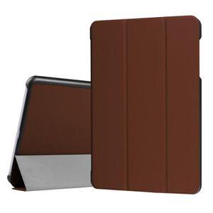 HOUSSE TABLETTE TACTILE Housse en cuir Smart Cover pour Asus ZenPad Z10 ZT