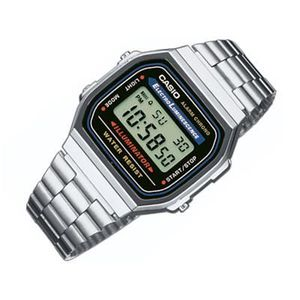 MONTRE Casio Collection A168WA-1YES Chronographe Unisexe