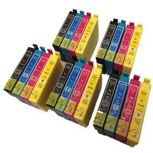 Pack de 15 Cartouches générique compatible T0711-T0714 pour