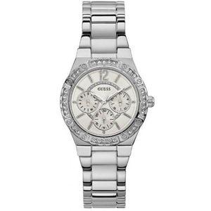 PACK MONTRE montre guess w0845l1 - montre acier cristaux dateu