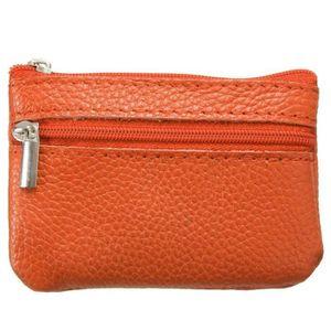 Crédit Carte Orange Homme Porte Clé Hicollie® Femme Monnaie KT15ul3FcJ