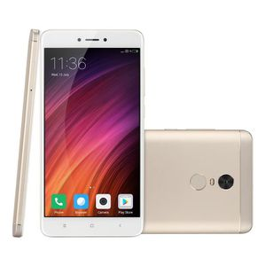 SMARTPHONE Smartphone 4G Redmi Note 4X Or 5,5 pouces FHD Snap
