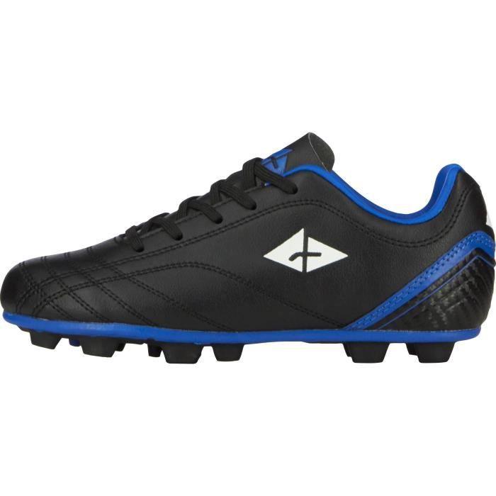 Athli-Tech Chaussures terrains secs JR - Noir Noir - Chaussures Football