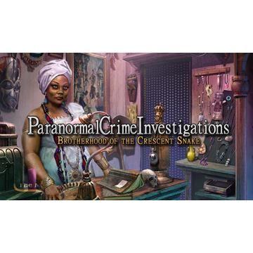 Paranormal Crime Investigations