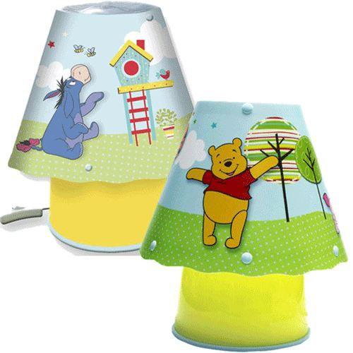 Lampe Chevet De Winnie Cdiscount Petite Achat Vente L'ourson jpGLqSzMVU