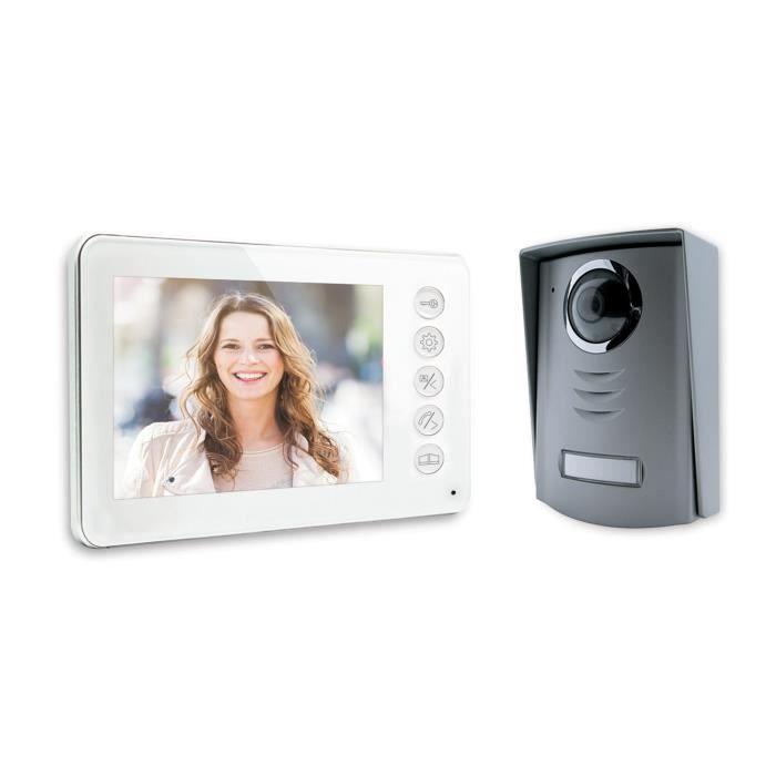 sonnette sans fil camera - achat / vente sonnette sans fil camera
