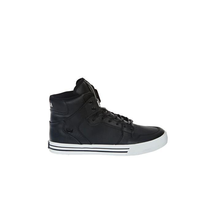 Sneaker Homme Pas cher en Soldes, Noir, Cuir, 2017, 40 41 42 43Philippe Model