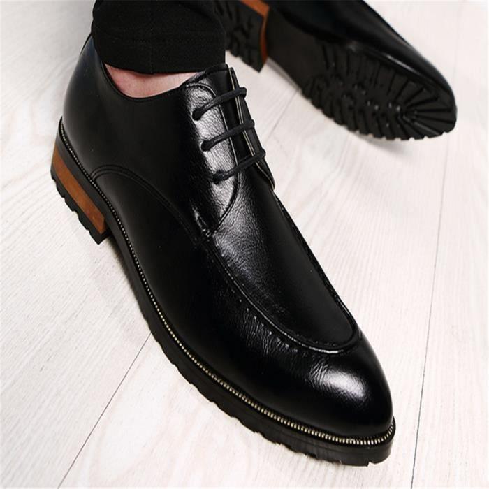 Chaussure Homme de casual en cuir