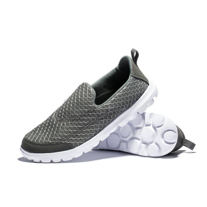 mocassins homme 2017 nouvelle marque de luxe chaussure Respirant brand 2017 casual mocassin sneakers Grande Taille basket ete X9Mia