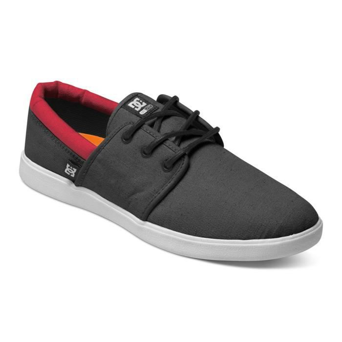 NOIR Chaussure Taille Haven Homme DC 41 SHOES H6RqYEawaT