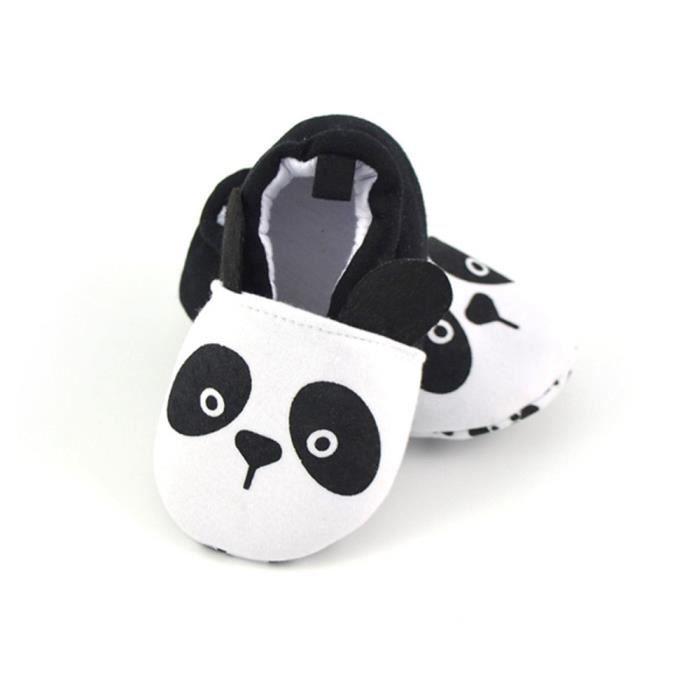 BOTTE Nouveau-né belle Toddler premier Walkers bébé chaussures appartements doux pantoufles chaussures@E, 13HM