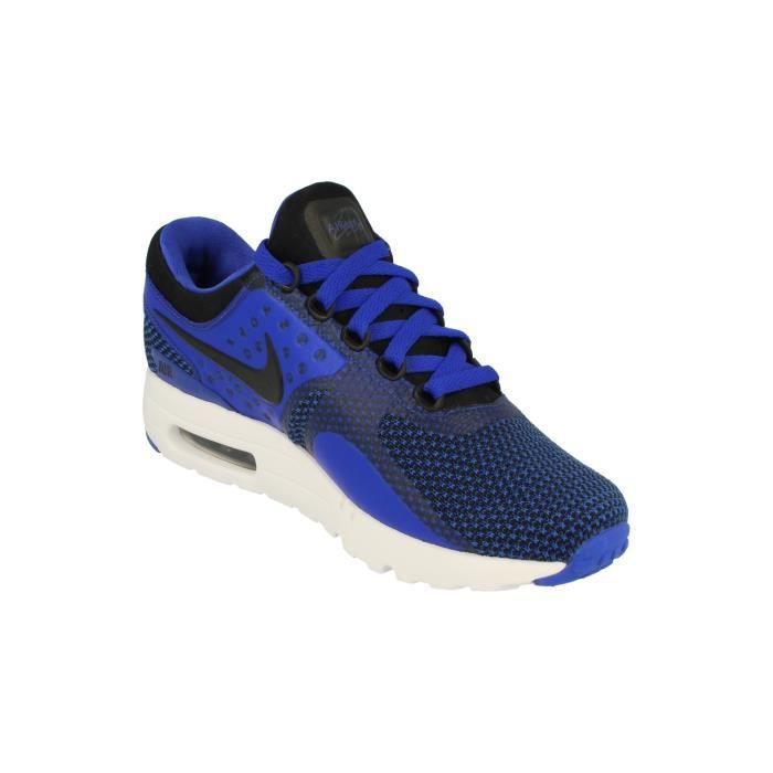 Nike Air Max Zero Essential Hommes Running Trainers 876070 Sneakers Chaussure pjUVfyQ9S5