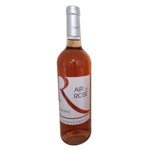 VIN ROSÉ Air de rosé by Vannières AOC Bandol - Rosé - 75 cl