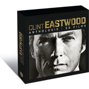 DVD FILM Clint Eastwood Anthologie - 50 films - En DVD