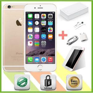 Téléphone portable iPhone 6 Champagne 16gb OR Apple smartphone téléph