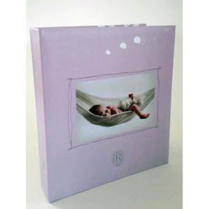 ALBUM - ALBUM PHOTO Album photo mémo bébé Dodo200  pochettes 11x15 cm