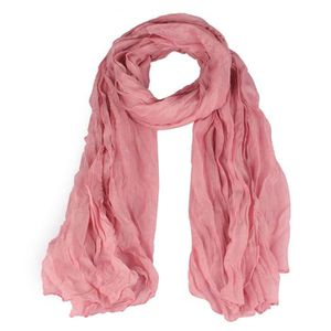 ec6798583a6 ECHARPE - FOULARD echarpe HNM58 Femmes bonbons Couleurs pures Wraps