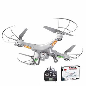 DRONE  Syma X5C-1 2.4G  6 Axis RC Quadcopter avec carte