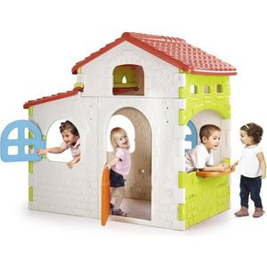 maison jardin enfant feber achat vente jeux et jouets pas chers. Black Bedroom Furniture Sets. Home Design Ideas