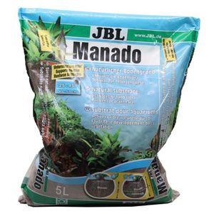 DÉCO VÉGÉTALE - RACINE JBL Substrat de sol Manado - Pour plantes d'aquari