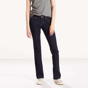 Cher Levis Achat Vente Jeans Bootcut Femme Pas 3Rj54LqA