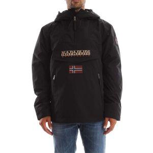 Napapijri Blousons Homme Vestes Winter Black N0ygnj Et Rainforest BnfRBwqrT