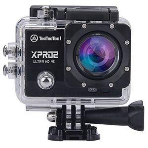 CAMÉRA SPORT TECTECTEC XPRO2 ARGENT: Caméra Sport Ultra HD - Ca