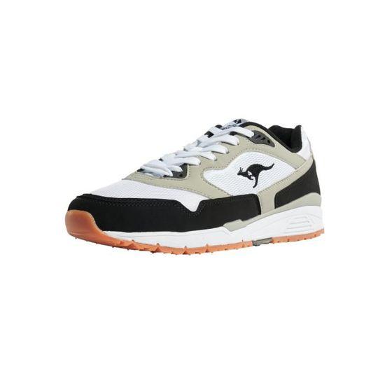 Ultimate Homme Chaussures Baskets Noir Kangaroos Og Star 34jRq5LA