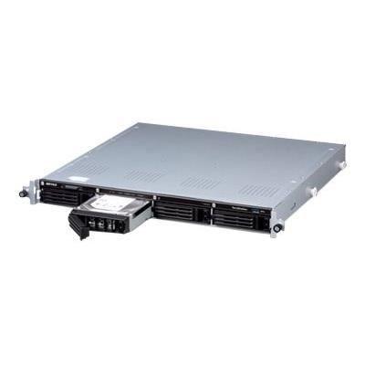 BUFFALO Serveur NAS TeraStation 1400 - 4 Baies - 8 To - rack-montable - SATA 3Gb/s - RAID 0, 1, 5, 6, 10, JBOD - RAM 512 Mo