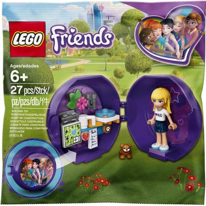 Prépare-toi pour ta prochaine mission avec la Capsule Club LEGO Friends.JEU D'ASSEMBLAGE - JEU DE CONSTRUCTION - JEU DE MANIPULATION