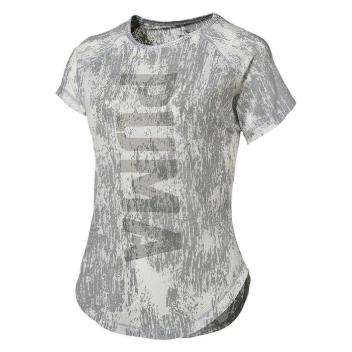 Tee Puma Burnout Gris Achat Vêtements Shirts Femme T Dancer dsQhtrC