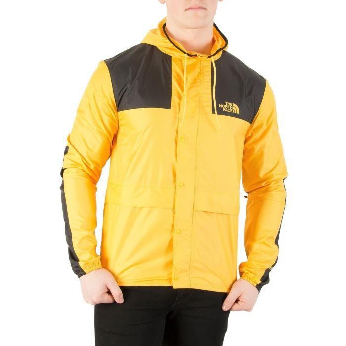 The Mountain Homme North Jaune 1985 Veste Jacket Face gxP4fanqw