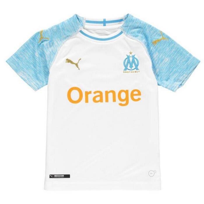 Maillot Domicile Olympique de Marseille Enfant