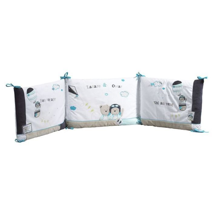 Tour de lit Lazare - Achat / Vente tour de lit bébé 3500760042236 ...