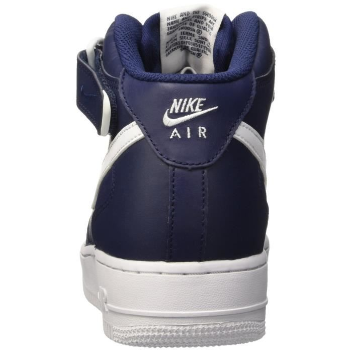 Nike Air Force 1 Mid '07 chaussure de basket PTEQ8 Taille-41 1-2